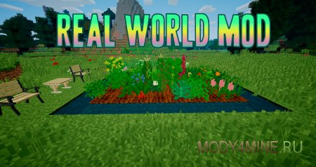 Real World Mod 1.12.2/1.11.2