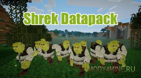 Shrek Datapack 1.14/1.13.2