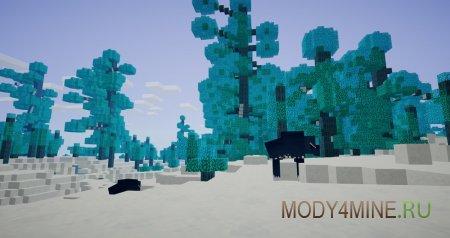 Фроз – замерзшая земля с подземельями-лабиринтами. Здесь кругом рассыпана снежная пыль, замедляющая персонажа.