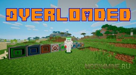 Overloaded Mod 1.14.4/1.12.2/1.11.2/1.10.2