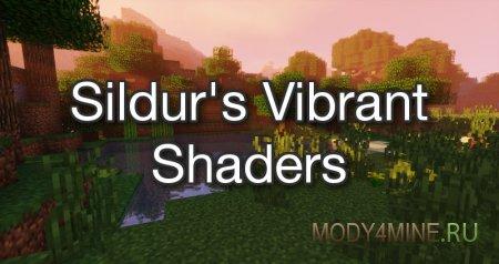 Sildurs Vibrant Shaders 1.14.4-1.7.10