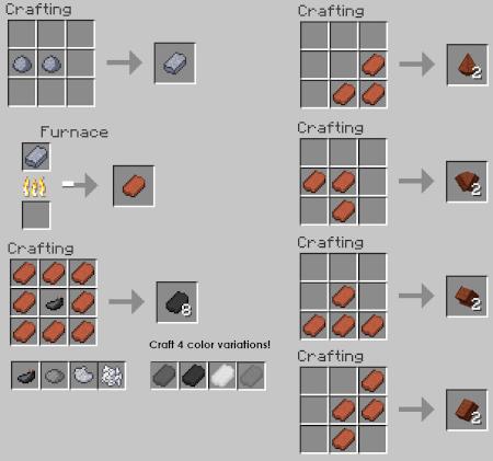 Рецепты крафта