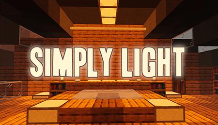 Simply Light – мод на лампы для Minecraft 1.15.1/1.14.4/1.12.2