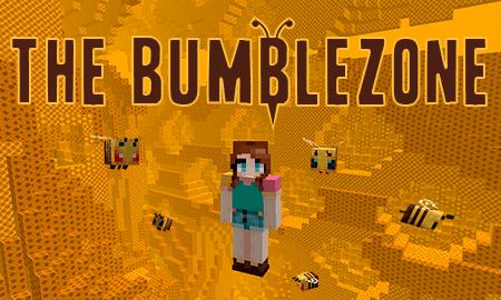 Bumblezone – мод на пчелиный мир для Minecraft 1.15.2