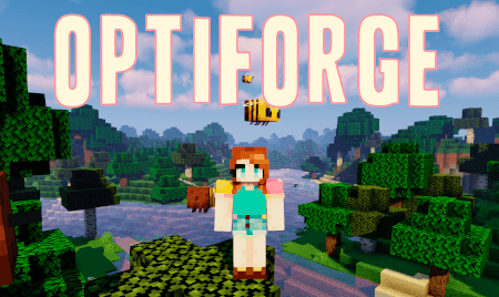 OptiForge – Forge + Optifine на Minecraft 1.15.2