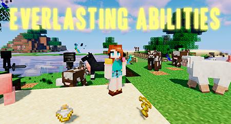 EverlastingAbilities – мод на способности для Minecraft 1.15.2/1.14.4/1.12.2 и ниже