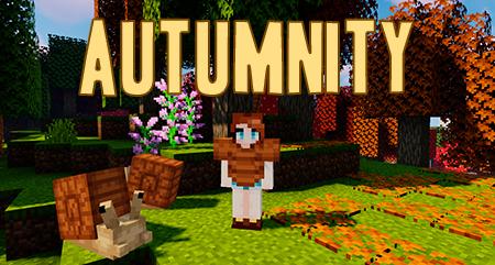 Autumnity – мод на осенние биомы для Minecraft 1.15.2/1.14.4