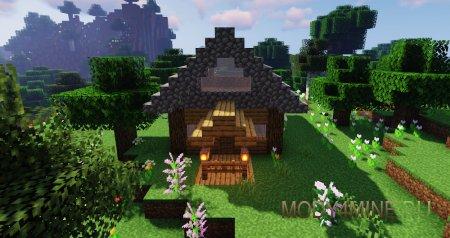 Дом с ловушками