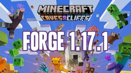 Forge для Minecraft 1.17.1